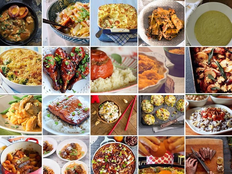 25 family dinner recipes to try