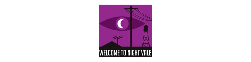 Podcast for tweens -Welcome to Nightvalet