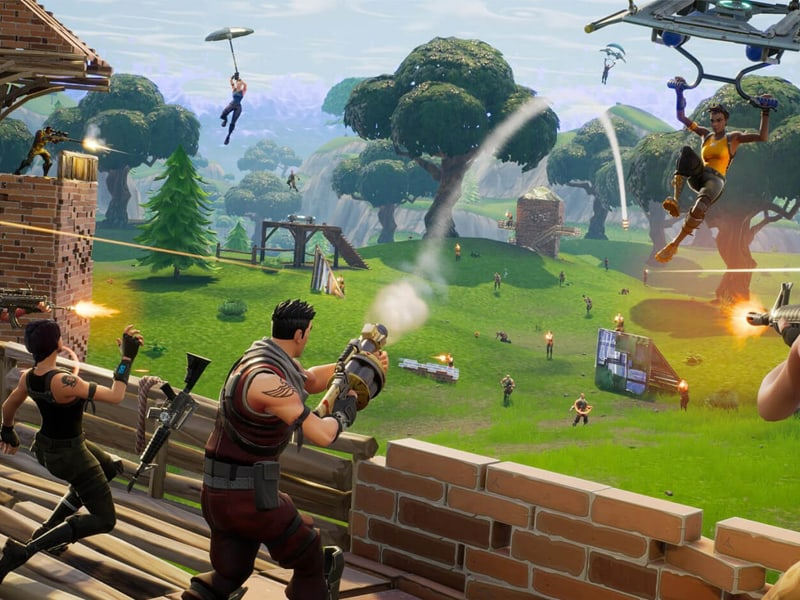 A mum's guide to Fortnite by a teenage boy