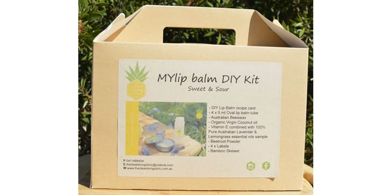 Lip balm DIY kit