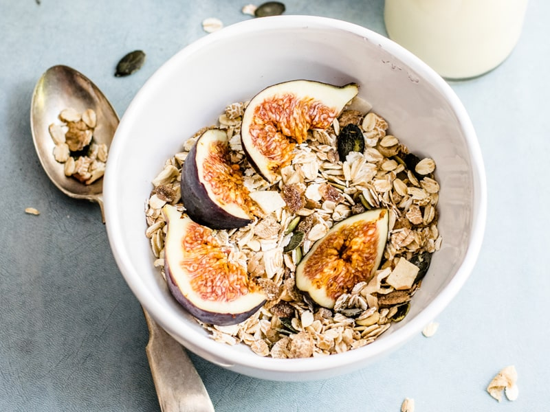 Awesomuesli muesli blend for a delicious start to the day