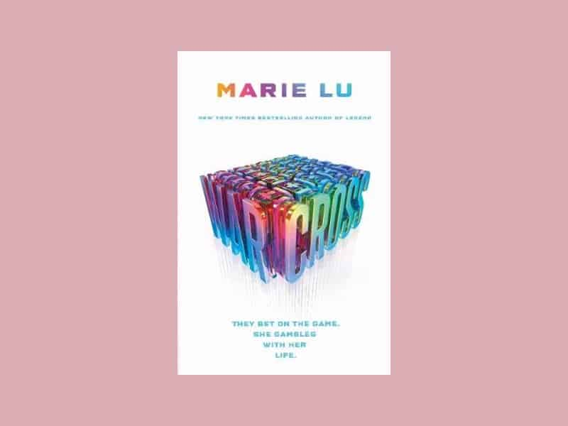 Book review of Warcross