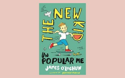 Book review: The New Kid (Unpopular Me) by James O'Loghlin