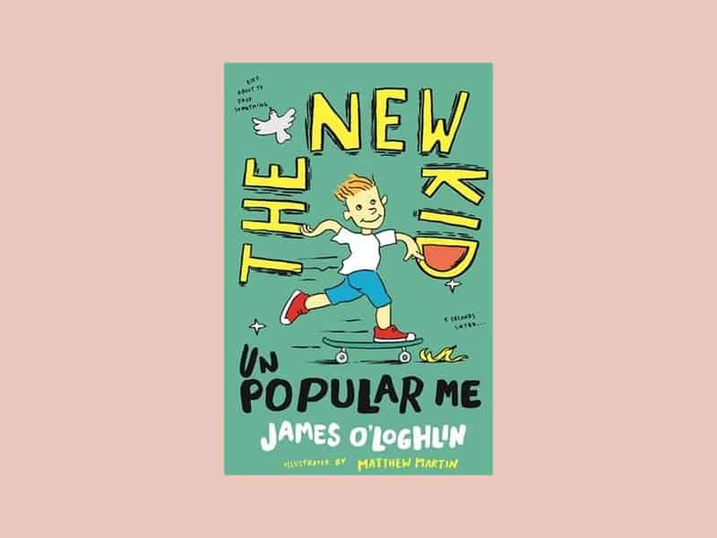 Book review of The New Kid Unpopular Me