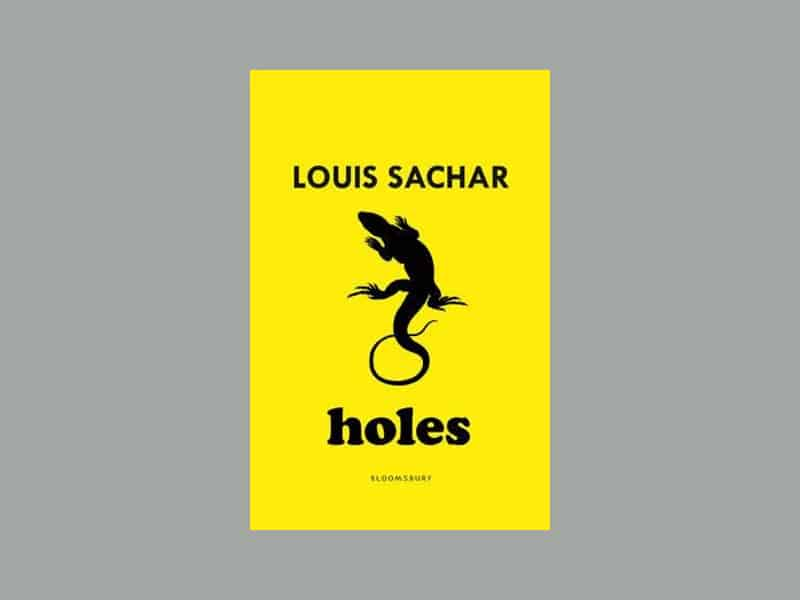 Book review: Holes by Louis Sachar