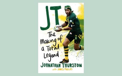 Book review: JT: The Making Of A Total Legend by Johnathan Thurston