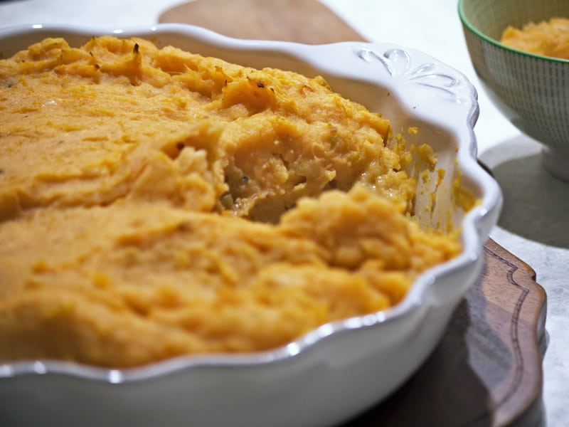 Everyone needs a good lentil cottage pie recipe