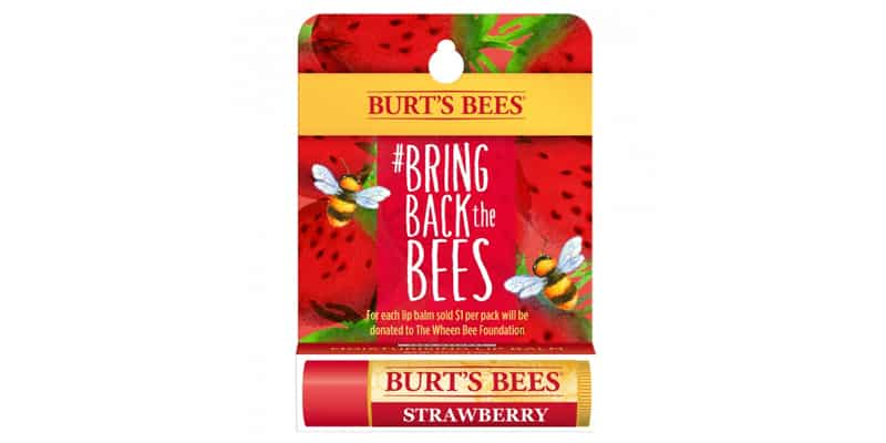 Burts bees lip balm - great gifts for teens under 10