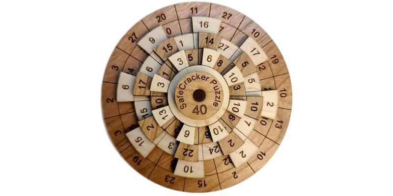 Safecracker puzzle