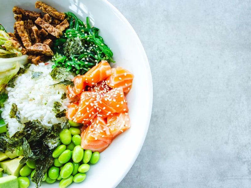 Healthy habits - eat more healthy fats