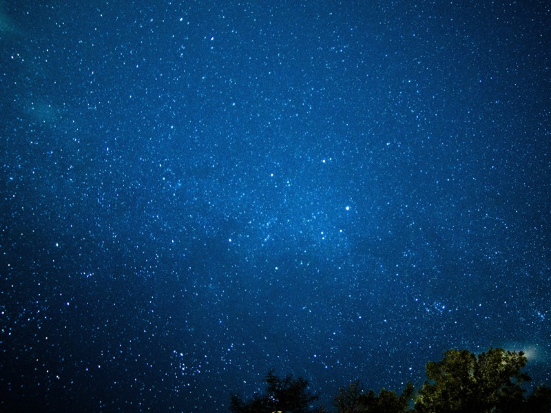 Night sky - Sydney Observatory