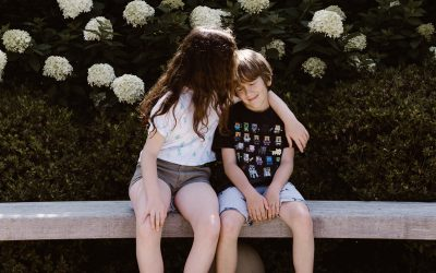 7 steps to encourage sibling harmony + find some peace