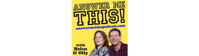 Answer Me This podcast