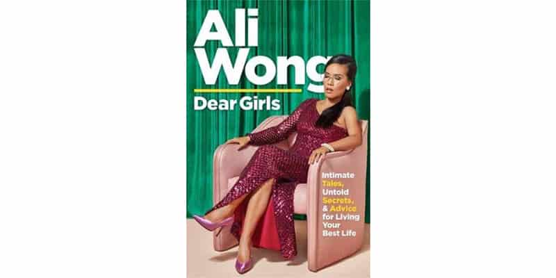 Dear Girls by Ali Wong review