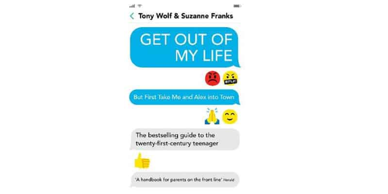 Get Outta My Life by Suzanne Franks and Tony Wolf
