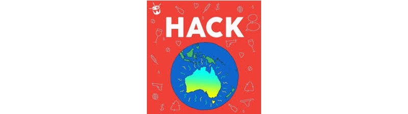 Hack - good podcasts for teens