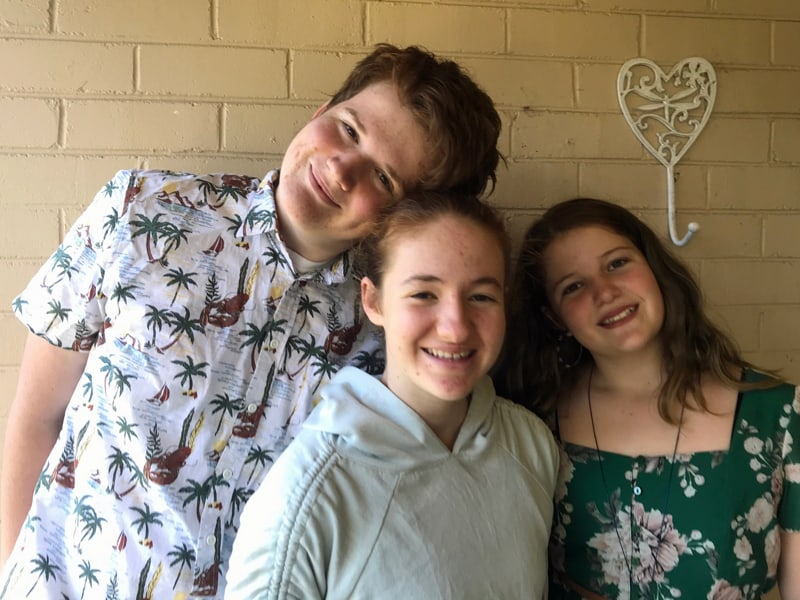 Promoting sibling harmony - a picture never tells the full story
