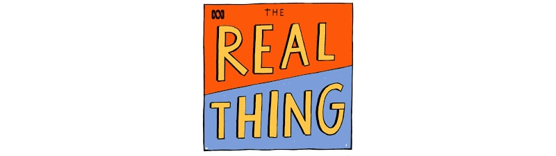 The Real Thing podcast