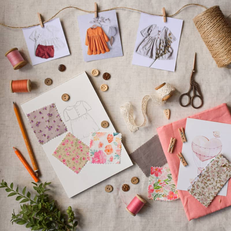 Things for teens to do at home - take up sewing