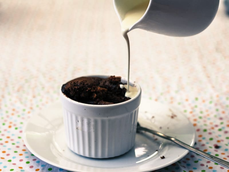 Bill Granger's self-saucing puddings - deliciously decadent