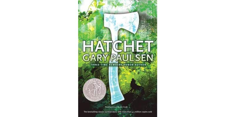 Reading list for teens - Hatchet