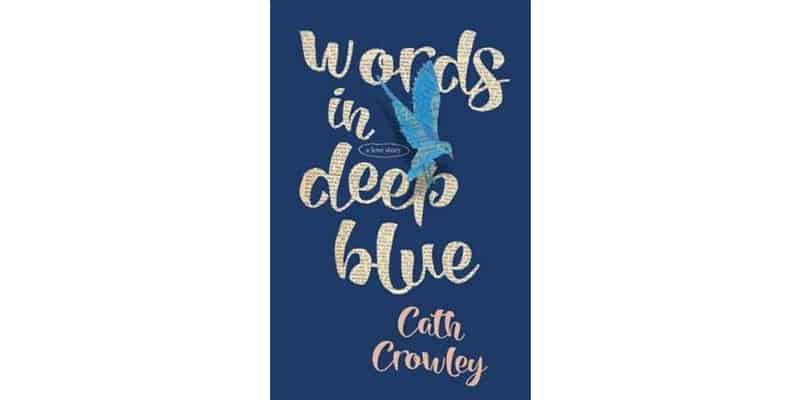 Recommended teen reading - Words In Deep Blue