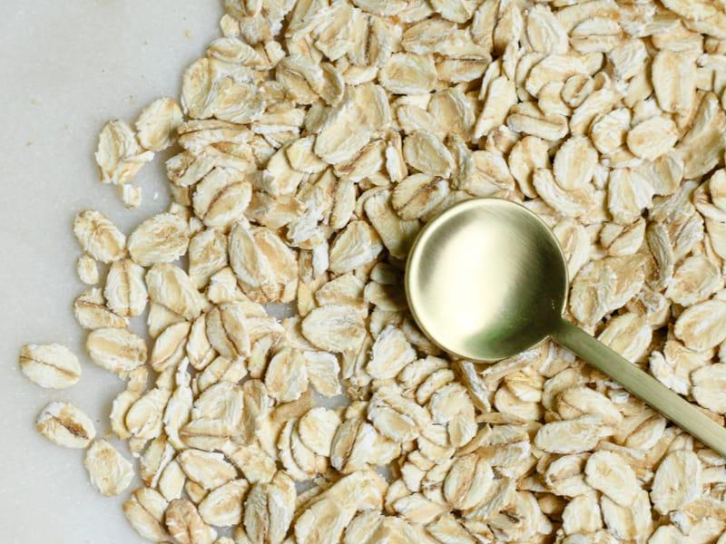 Oats for good porridge
