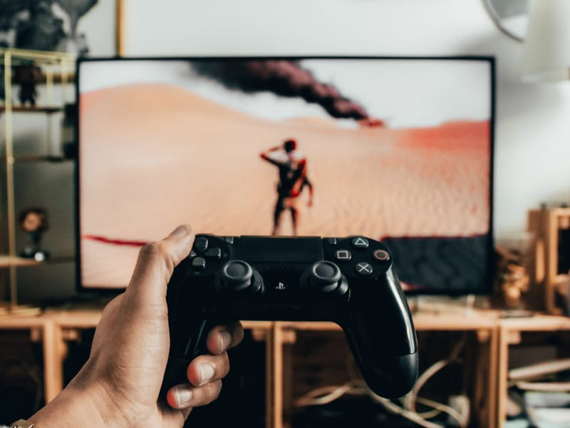 Positive benefits of gaming