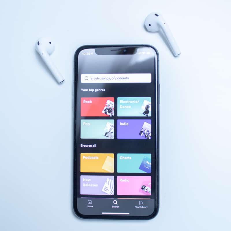 Spotify family playlist