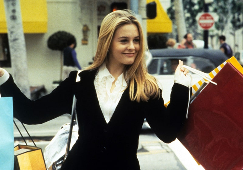 Clueless is one of the best movies to watch with teens