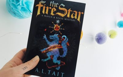 Books for reluctant readers: Review of The Fire Star by AL Tait