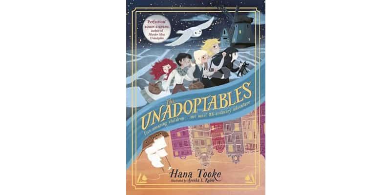 The Unadoptables - a great book for older girls