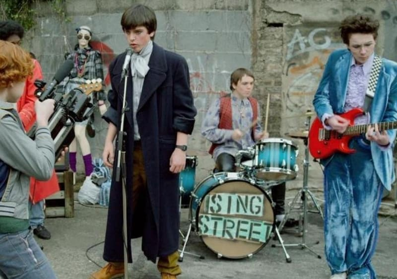 Watch these movies with your teens - Sing Street