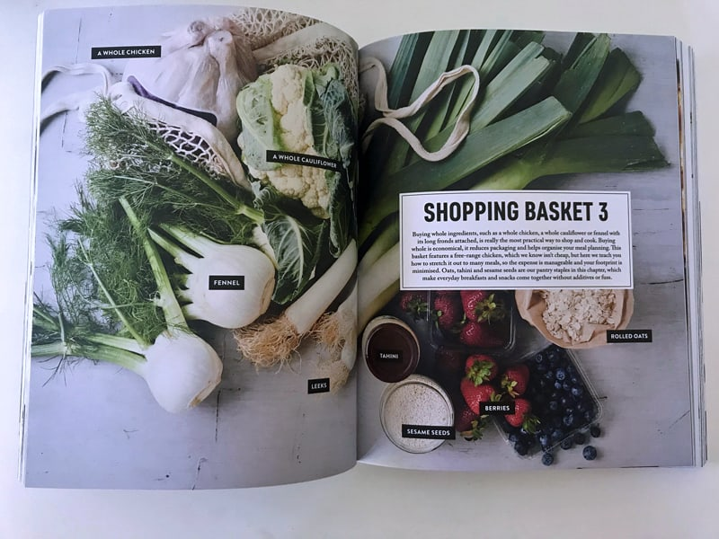 Shopping Basket from Use It All by Alex Elliott-Howery and Jaimee Edwards