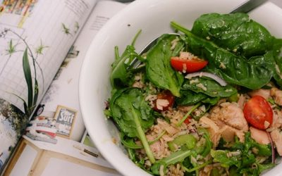 My Asian-style everyday tuna salad