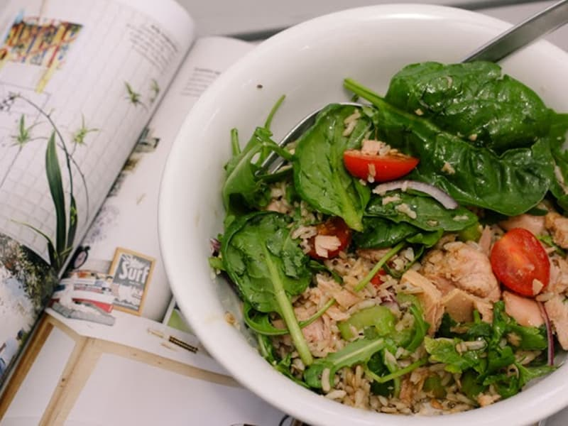 everyday tuna salad