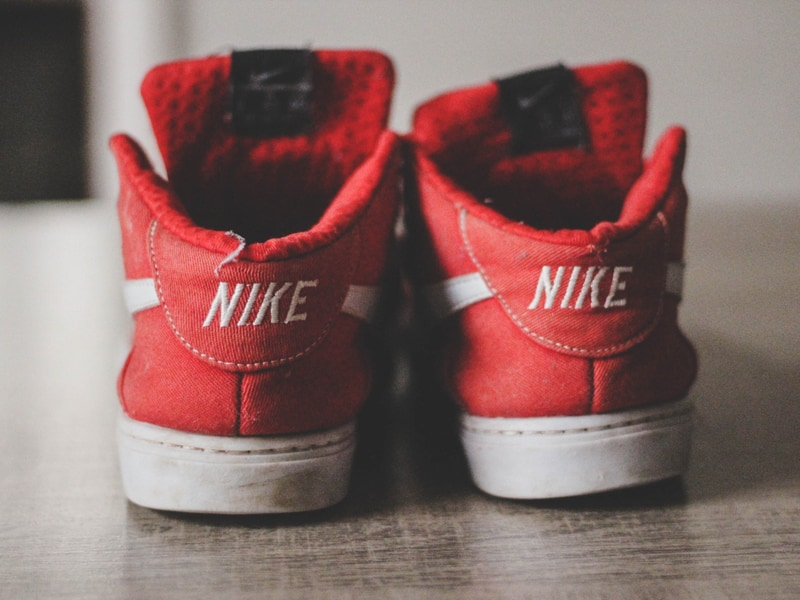 Household tips for smelly trainers