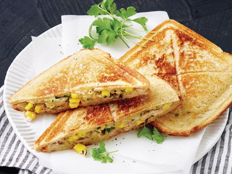 Jaffles make great lunchbox sandwich recipes