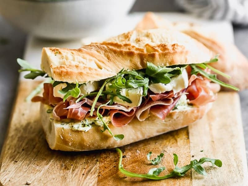 jambon beurre is one of the perfect lunchbox sandwich recipes you need to make