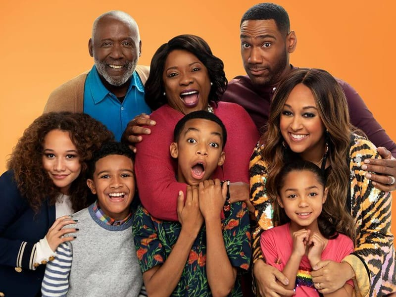 Family Reunion is a good TV shows for tweens
