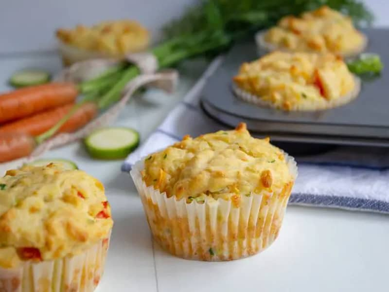 Goodie Goodie Lunchbox muffins