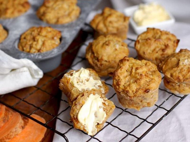 Greer Worsley's sweet potato lunchbox muffins