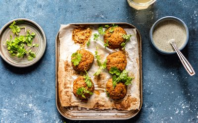 10 really good lunchbox fritters