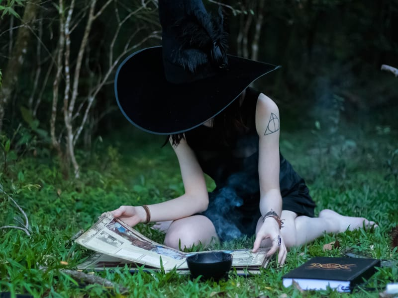 What to do if your teen is into witchcraft