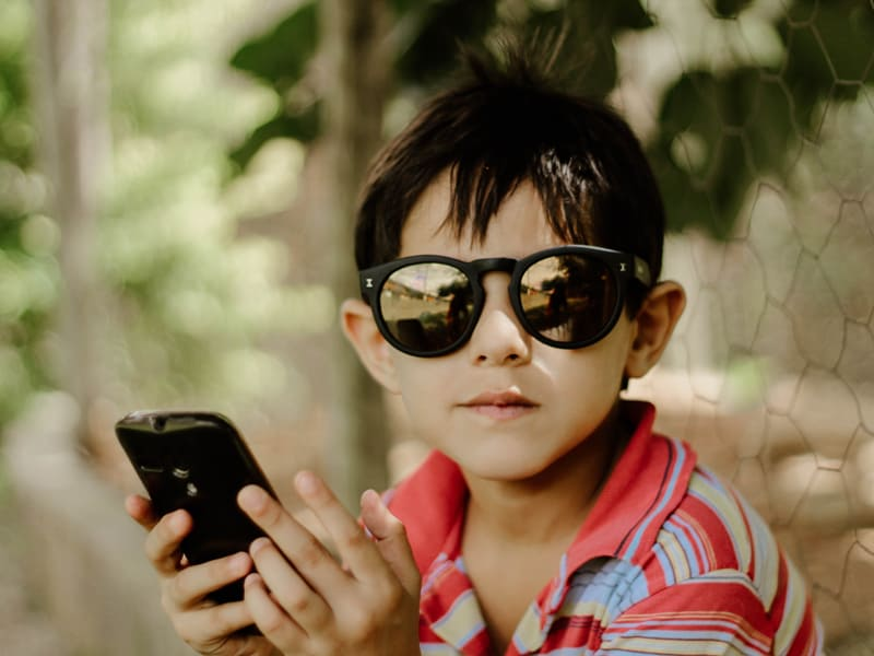 What's the right age for kids to get a phone