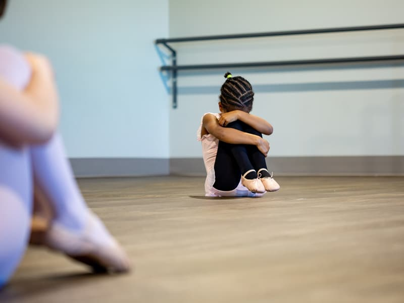 Help kids with anxiety to move through fight or flight response