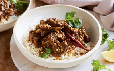 Marie's lamb curry – another CWA fave
