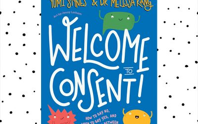 We talk to Yumi Stynes about 'Welcome to Consent'