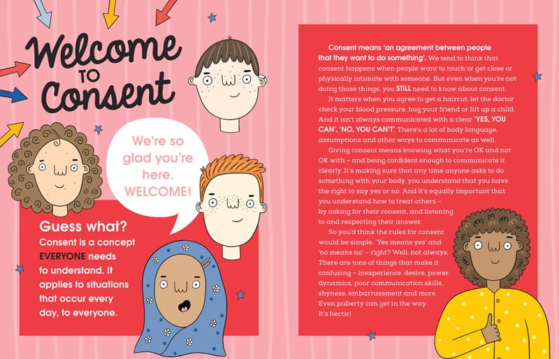 Welcome to Consent - an introduction