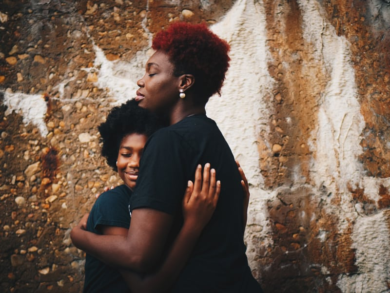 Advice for being a single mother